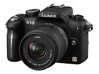 Panasonic Lumix DMC-G10K