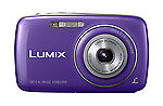Panasonic LUMIX DMC-S3 14.1 MP Digital C...