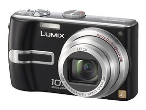 Panasonic LUMIX DMC-TZ3 7.2 MP Digital C...