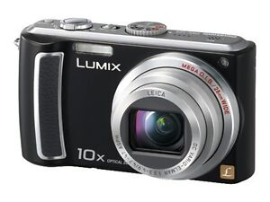 Panasonic LUMIX DMC-TZ5 9.1 MP Digital C...