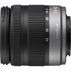 Panasonic Lumix 14-42 mm f/3.5-5.6 Asphe...