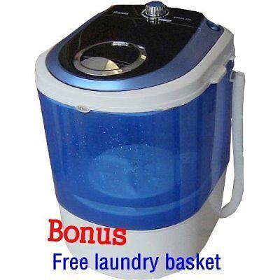 Panda Portable Mini Compact Countertop Washing Machine Washer 5 5lbs