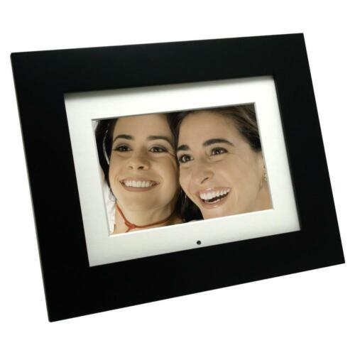"Pandigital 7"" LCD Digital Picture Black 512MB Photo Frame with Remote Control in Cameras & Photo, Digital Photo Frames 