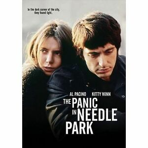 The Panic in Needle Park (DVD, 2007, Dua...