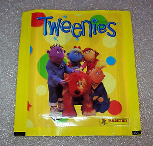 Panini-50-Tueten-Tweenies