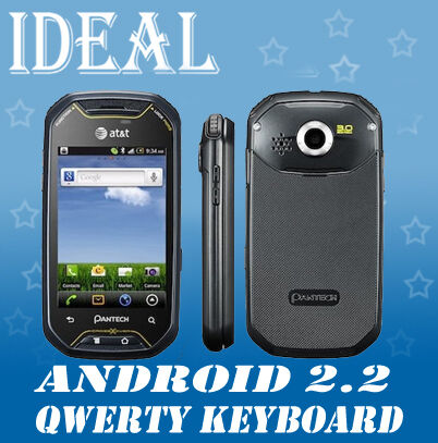 Pantech Crossover Unlocked Android Smartphone