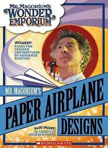 Paper Airplane Book by Inc., Scholastic ...