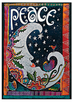 Paperblanks Laurel Burch Micro Mini Writing Journal Peace Star Moon Mini Size in Books, Accessories, Blank Diaries & Journals | eBay