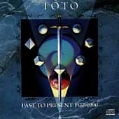 Past to Present 1977-1990 by Toto (CD, S...