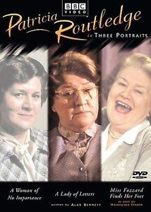 Patricia Routledge in Three Portraits (D...