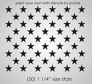 Bewitching image pertaining to american flag star stencil printable
