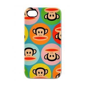 Paul-Frank-Snap-Case-Dots-Julius-Blau-fuer-Apple-iPhone-4-4S-NEU-OVP