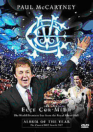 Paul McCartney - Ecce Cor Meum (DVD, 200...