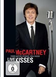 Paul McCartney - Live Kisses (DVD, 2012)