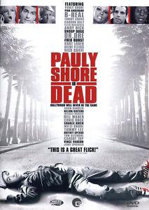 Pauly-Shore-Is-Dead-DVD-Neu-und-OVP-schwarze-Komoedie-u-a-Charlie-Sheen