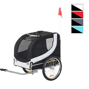 pawhut hundeanh nger fahrradanh nger fahrrad anh nger f r. Black Bedroom Furniture Sets. Home Design Ideas