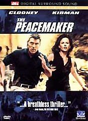The Peacemaker (DVD, 1999, DTS)