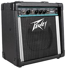 Peavey Solo Portable Channel Powered Sound System Battery