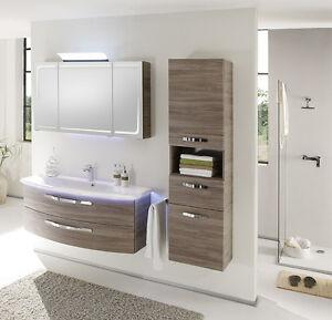 pelipal badm bel solitaire 7005 124 cm comfort in sanremo eiche terra nb neu. Black Bedroom Furniture Sets. Home Design Ideas