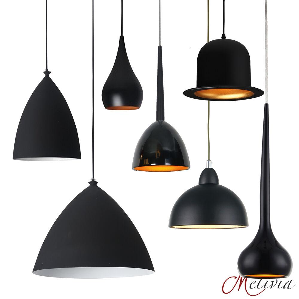 Hanging Light White Chrome Ceiling Lamp Pendant Lights