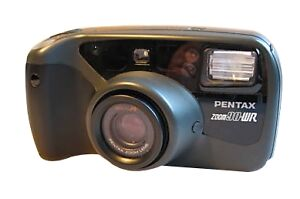 Pentax IQZoom 90WR 35mm Point & Shoot Fi...