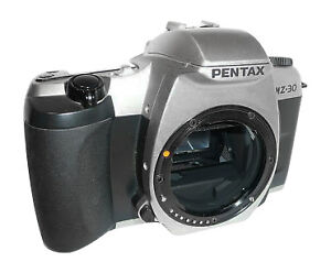 Pentax MZ-30 35mm SLR Film Camera Body O...