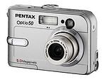 Pentax Optio 50 5.0 MP Digital Camera - ...