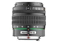 Pentax SMC DA 18-55 mm F/3.5-5.6 AL Lens