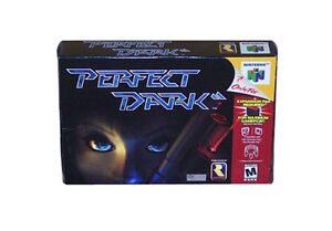 Perfect Dark  (Nintendo 64, 2000)