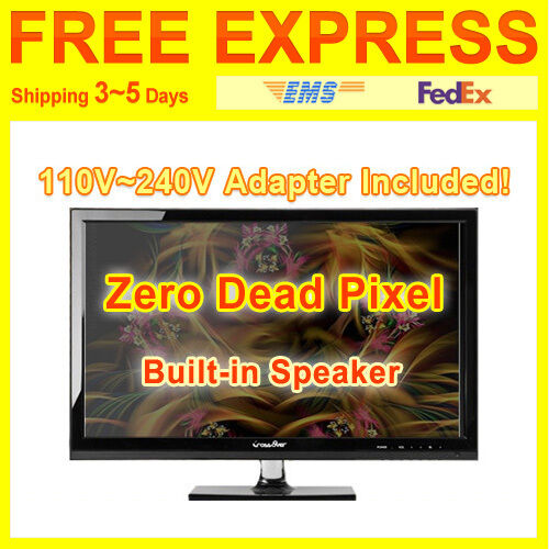 "[Perfect Pixel] NEW CROSSOVER 27QD LED BLADE 27"" QHD 2560 X 1440 MONITOR Speaker in Computers/Tablets & Networking, Monitors, Projectors & Accs, Monitors 