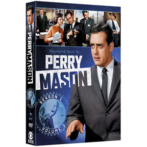 Perry Mason - Season 1: Vol. 1 (DVD, 200...