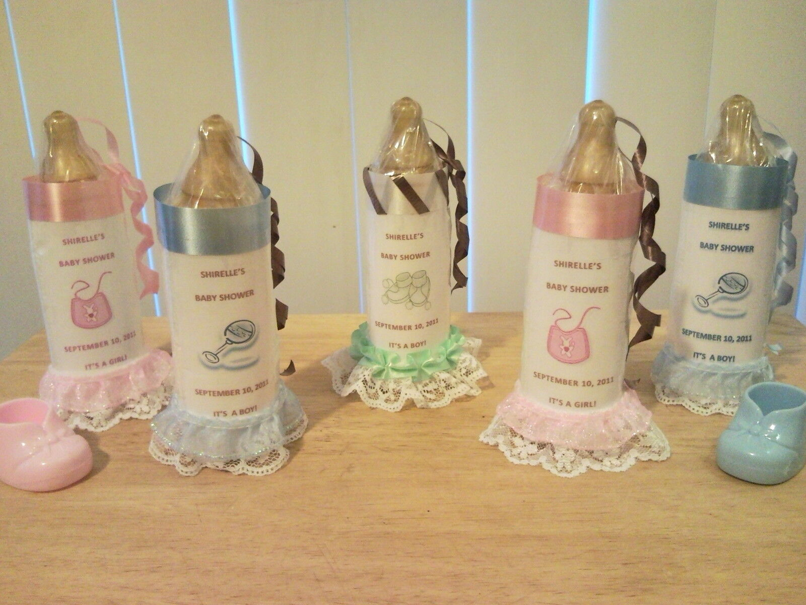 unique baby shower favors for girls