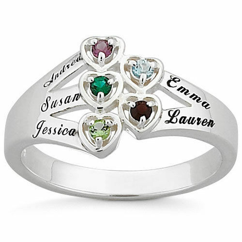 Anniversary Rings Anniversary Rings Personalized