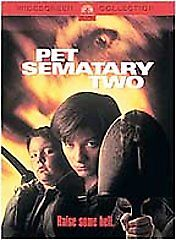 Pet Sematary II (DVD, 2001, Checkpoint)