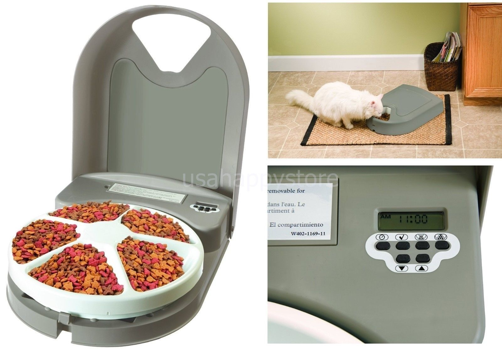 Is It Safe To Feed A Dog Cat Food