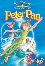 Peter Pan (DVD, 2002)