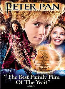 Peter Pan (DVD, 2004, Widescreen Edition...
