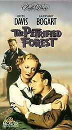 The Petrified Forest (VHS)