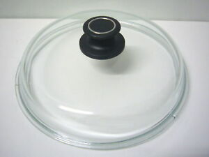 Pfannendeckel-Glasdeckel-Topfdeckel-24-cm-Neu