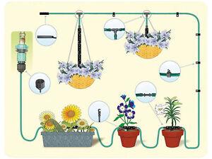 pflanzen bew sserung wasserspender f r balkon terrasse und. Black Bedroom Furniture Sets. Home Design Ideas