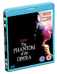 The Phantom Of The Opera (Blu-ray, 2007)
