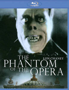 The Phantom of the Opera (Blu-ray Disc, ...