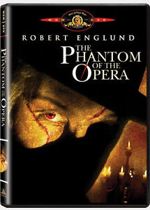 The Phantom of the Opera (DVD, 2004)