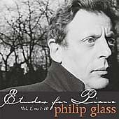 Philip Glass - (Etudes for Piano, Vol. 1...