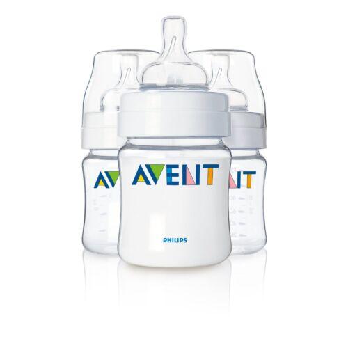 Philips AVENT Classic Polypropylene Bottles - ALL SIZES! 1 2 3 4 5 or 6 Pack! in Baby, Feeding, Baby Bottles | eBay