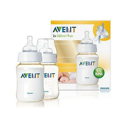 Philips AVENT Feeding bottle SCF663/27 260ML / 9OZ BNIB in Baby, Baby Feeding, Bottles | eBay