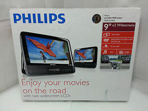 Philips Portable Dual DVD Player - Sam s Club