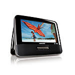 "Philips PET9402 Portable DVD Player (9"")"
