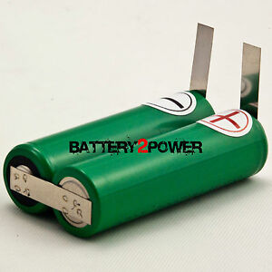 Philips-Philishave-Akku-AA-2-4V-NiMh-Ersatzakku-Batterie-Battery-Accu