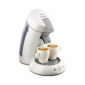 philips senseo hd7810 kaffeepadmaschine kaffeeautomat kaffeemaschine weiss ebay. Black Bedroom Furniture Sets. Home Design Ideas